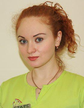 Ожегина Наталья Михайловна стоматолог терапевт