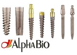 Импланты MIS и Alpha Bio
