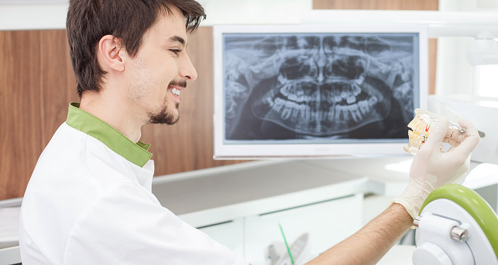 проведение ортопантомограммы