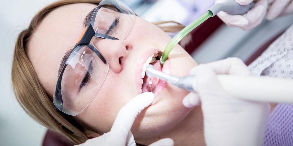 как проводится лечение зубов